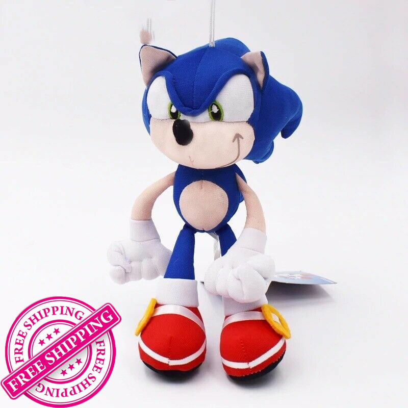 New Sonic The Hedgehog Movie 2020 Plush 20cm Toy Factory W Tag Free Shipping Ebay